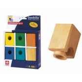 circuit a billes quadrilla expansion 4 blocs colores 3684613