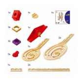 circuit a billes quadrilla set d extension twist et rai3684611