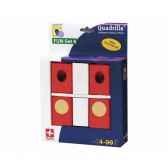 circuit a billes quadrilla fun set 4 blocs 3684609