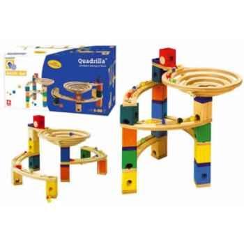 Circuit à billes en bois Quadrilla Set de base -3684605