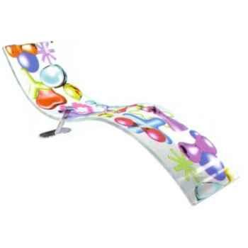 Chaise longue Aitali Karim Rashid -CL02