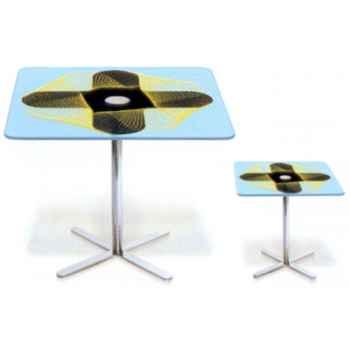 Table carrée haute Aitali Karim Rashid -TCH01