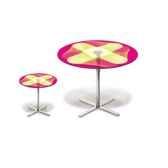 table ronde basse aitali karim rashid trb01