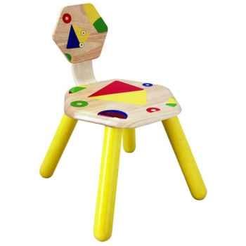 Chaise de Jeu en Bois PlanToys -3417