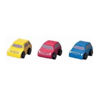 Automobiles Citadines en Bois PlanToys -6072