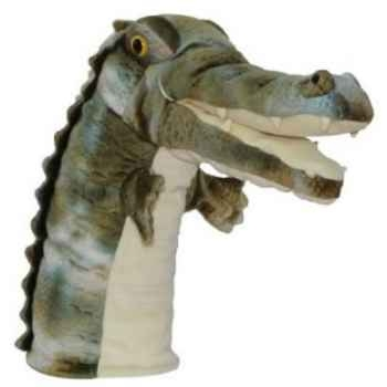 Marionnette à main The Puppet Company Crocodile - PC008010