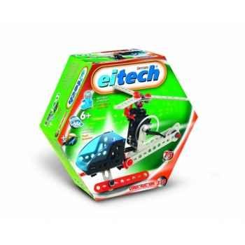Jouet de Construction Hélicoptère Eitech -100330