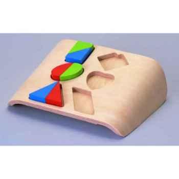 Jeu Formes et Couleurs en bois Plan Toys -5357