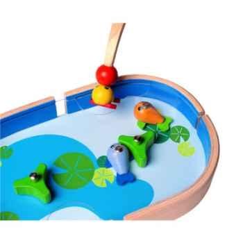 Jeu de pêche en bois Plan Toys -5339