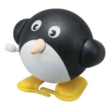 Picky le pingouin en bois Plan Toys -4301