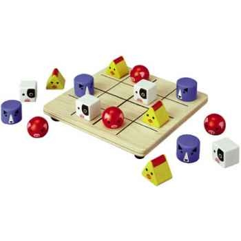 Puzzle animal Plan Toys -5144
