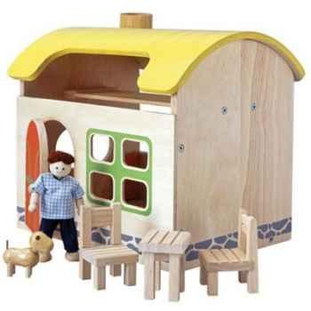 Maison des fermiers en bois Plan Toys -7144