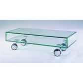 table tele 90x40x25 marais pour ecran plat en verre trempe zeftv1r