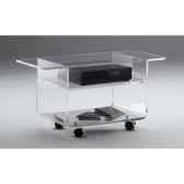 table tele 80x396x425 marais lecteur dvd en pmma mtv48