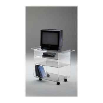 Table télé 100x39.6x60.5 Marais Hifi Vidéo en PMMA -MTV61