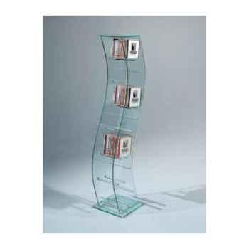 Tour Marais pour CD en verre recuit -CSWING