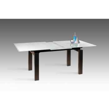Table de repas Marais avec allonge centrale -BOSTON680