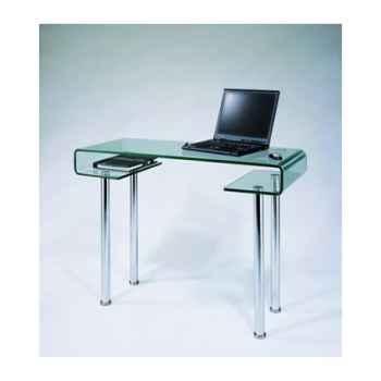 Petit bureau Marais ordinateur avec retours -MT13