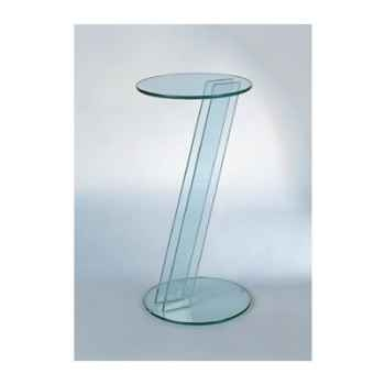 Sellette Marais Z en verre recuit 35x54 -CZ1