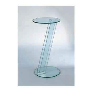 Sellette Marais Z en verre recuit 35x70 -CZ2