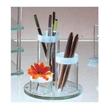 Porte-crayons Marais en verre -CCRAYON