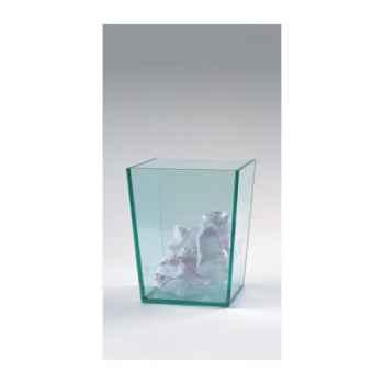 Corbeille à papiers Marais en verre -CCORB