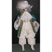 marionnettes de france a fils chat marquis bleu fm401p17sp2