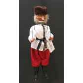 marionnettes de france a fils renard russe fm402p04