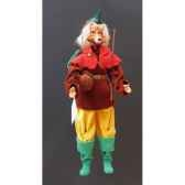 marionnettes de france a fils renard robin fm402p05