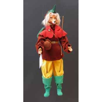 Marionnettes de France à Fils Renard robin -FM402P05