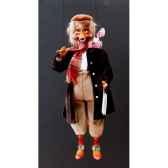 marionnettes de france a fils renard vagabond fm402p07
