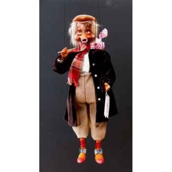 Marionnettes de France à Fils Renard vagabond -FM402P07