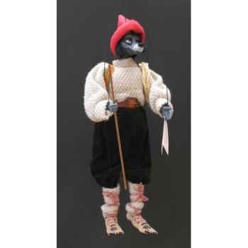 Marionnettes de France à Fils Loup montagnard -FM403P06