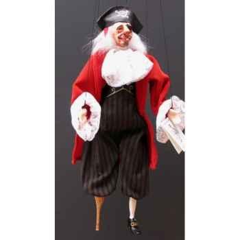 Marionnettes de France à Fils Pirate -FM411P08