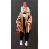 marionnettes de france a fils medecin fm412p09
