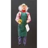 marionnettes de france a fils jardinier fm412p27