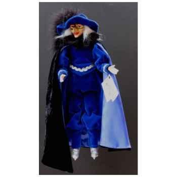 Marionnettes de France à Fils Comédia bleu -FM413P14BL