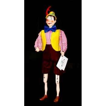 Marionnettes de France à Fils Pinocchio -FM415P00