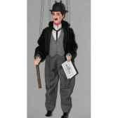 marionnettes de france a fils charlot fm421p00