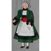 marionnettes de france a fils becassine fm426p00