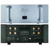amplificateur de puissance vincent sp 331 amp hybride argent 200355