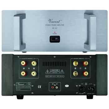 Amplificateur de puissance Vincent SP-331 Amp Hybride - Argent - 200355