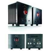 amplificateur de puissance vincent sp t100 amp mono classe a argent 203215