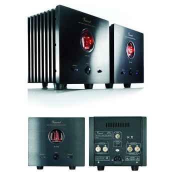 Amplificateur de puissance Vincent SP-T100 Amp mono Classe A - Argent - 203215