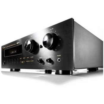 Amplificateur stereo intégrés Vincent SV-123 Ampli int. tuner RDS - Noir - 203992
