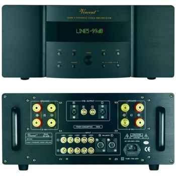 Amplificateur stereo intégrés Vincent SV-238MK Ampli int. Classe A - Noir - 204170