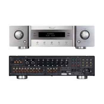 Amplificateur Audio/Video Vincent SAV-C1 Décodeur Preamp 6.1 XLR - Argent - 203168