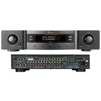 Amplificateur Audio/Video Vincent SAV-C2 Décodeur Preamp 6.1 - Argent - 203746