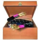 cable vincent cable hi end biliaire coffret bois 2x50m 203608
