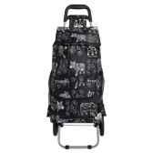 essuie main en coton vache black cow blcksl